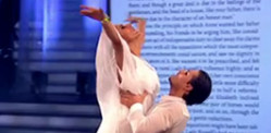 Anita and Gleb Rumba is breathtaking on Strictly