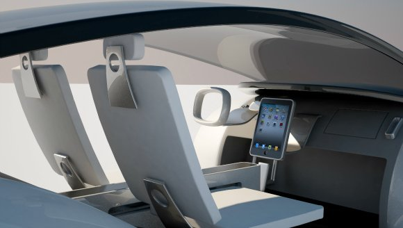 Is Apple making the iCar?