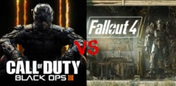 Call of Duty: Black Ops III vs Fallout 4