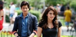 Shahrukh Khan and Kajol unveil Dilwale Trailer