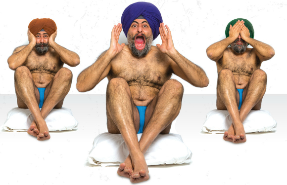 An Intriguing Gupshup with Hardeep Singh Kohli