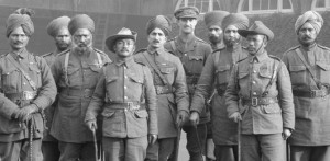 The Indian Contribution to World War One