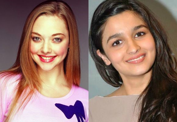 The Bollywood Cast of Mean Girls