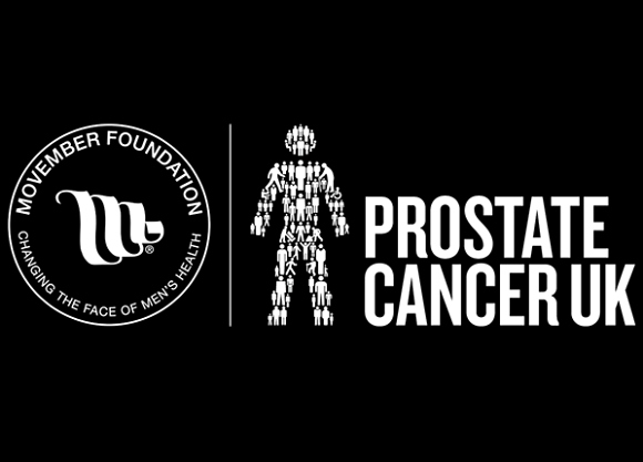 Movember and Prostate cancer UK