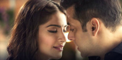 Salman and Sonam light up Prem Ratan Dhan Payo