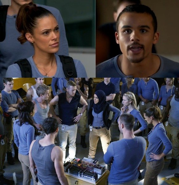 The seventh episode of Quantico lives up to its title 'Go' and gives it a dense double meaning.