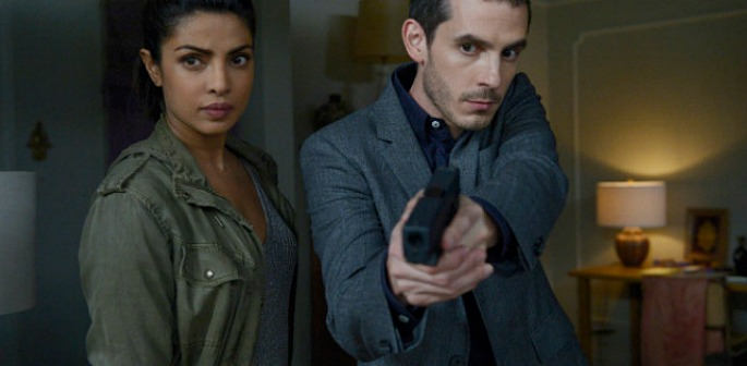 Priyanka Chopra is Fiercely Loyal in Quantico