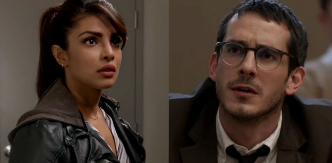 Priyanka Chopra is innocent in Quantico?