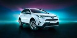 Toyota RAV4 2016 ~ A Beautiful Hybrid SUV
