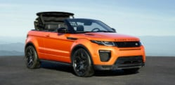 Range Rover Evoque Convertible 2016 is Stunning
