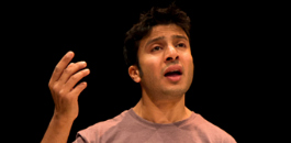 Saikat Ahamed brings Strictly Balti to The Rep