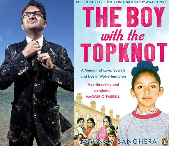 Sathnam Sanghera talks Culture, Writing & Journalism
