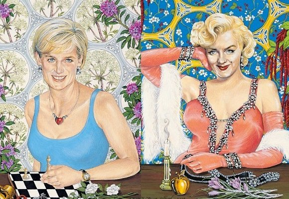 The Singh Twins exclusively reveal their Art