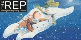Win Tickets to see The Snowman at The REP