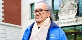 Aravindan Balakrishnan accused of cult Sexual Abuse