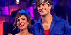Anita and Gleb do a Clean Jive on Strictly