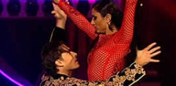 Anita and Gleb Paso sizzles on Strictly Come Dancing