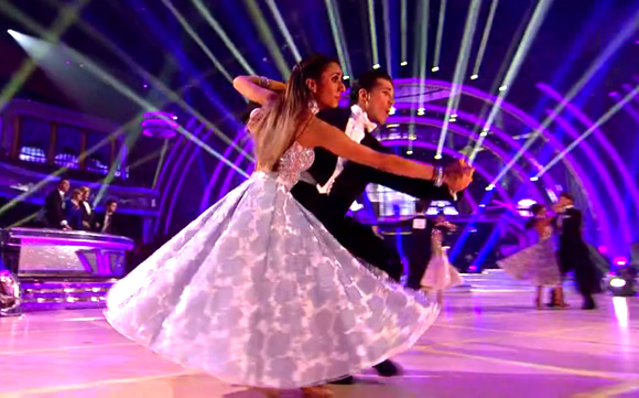 Strictly Come Dancing Anita and Gleb