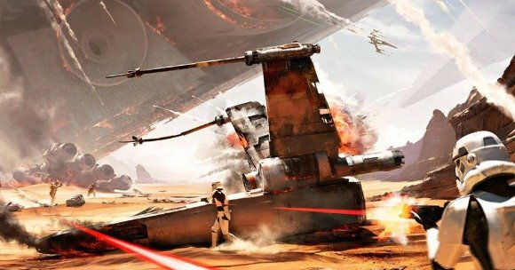 EA's Star Wars: Battlefront is likely to be the multiplayer event of the year.