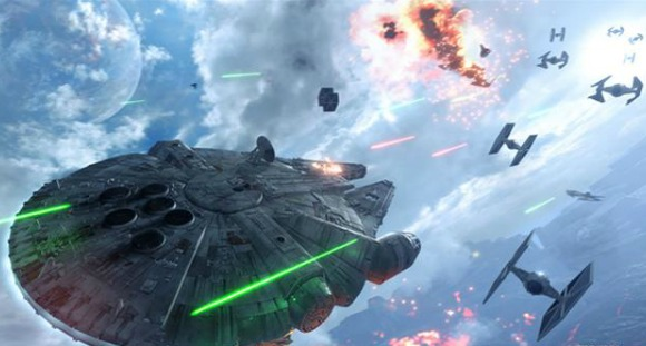 Battlefront is likely to be a conversation piece long into 2016.