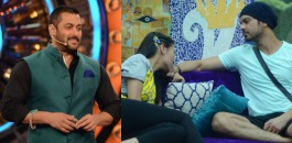 Salman Khan gets Flirty in Bigg Boss 9