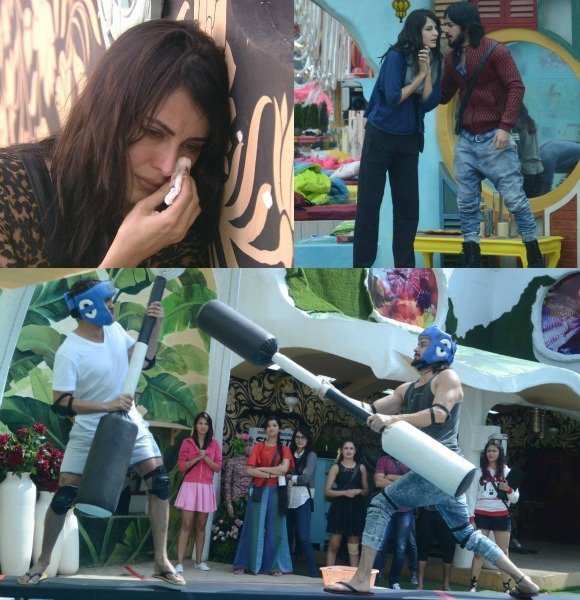 Week 4 of Bigg Boss 9 is getting a little spicier with wild card entry, Rishabh Sinha