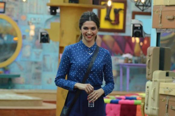 Deepika Padukone on Bigg Boss 9
