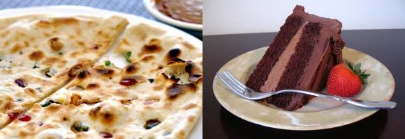 cake v naan
