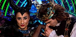 Anita and Gleb 'treat' us with a Waltz on Strictly