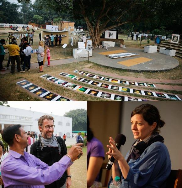The theme for Delhi Photo Festival 2015 is Aspire.