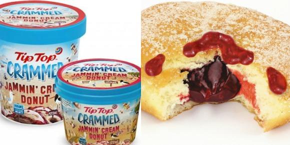 donut ice cream