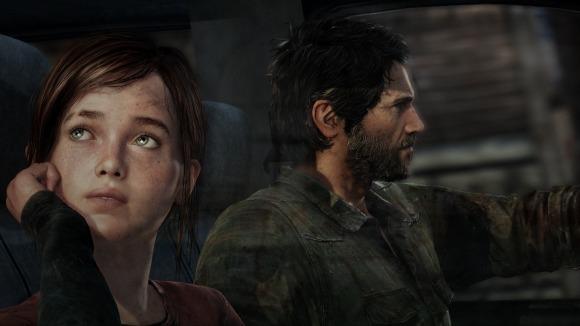 Ellie in Last of Us