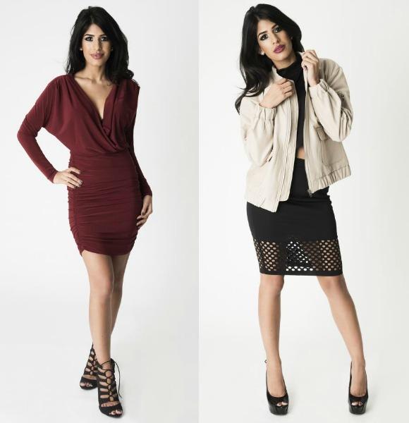 Jasmin Walia launches Fashion Line