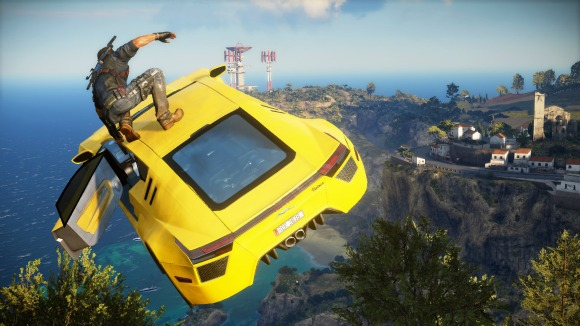 Just Cause 3 is looking to be a fun gaming experience through its focus on creative destruction and freedom of movement.