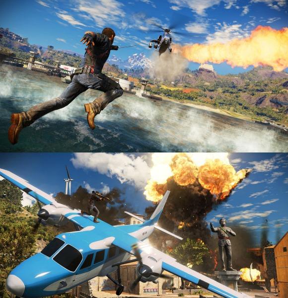 जस्ट कॉज़ 3 को रचनात्मक विनाश और आंदोलन की स्वतंत्रता पर ध्यान देने के माध्यम से एक मज़ेदार गेमिंग अनुभव माना जा रहा है।