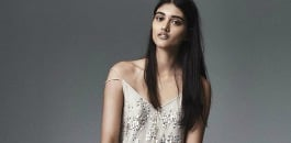 Neelam Gill to model for Abercrombie & Fitch