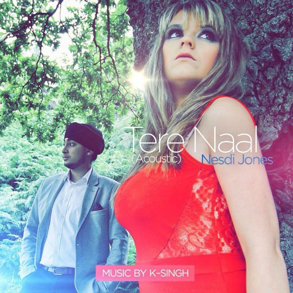 Nesdi Jones goes acoustic with Tere Naal