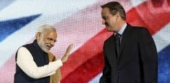 Narendra Modi UK visit wows Wembley crowds