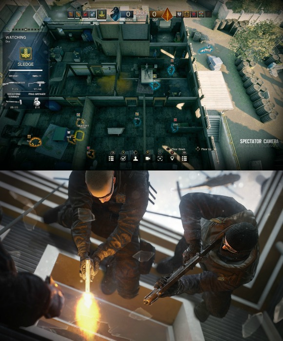 Rainbow Six: Siege redefines Tactical Action