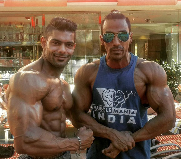 Pakistan's Salman Ahmad wins Mr Musclemania World