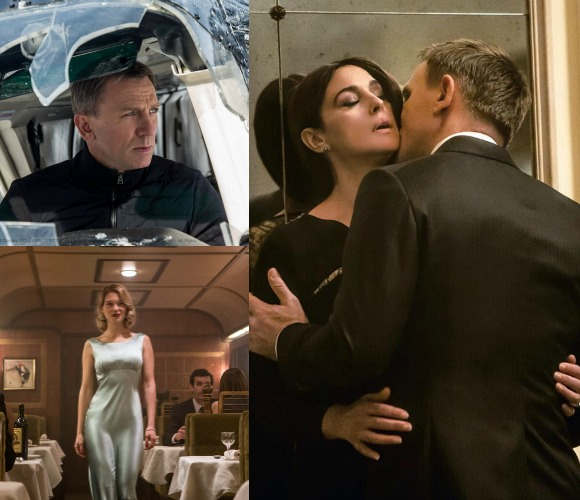 The newest film of James Bond, Spectre, has opened in Lahore and Karachi on November 6, 2015.
