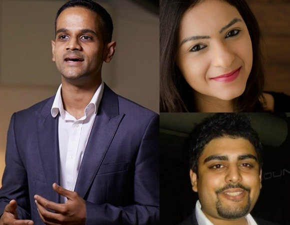 7 Asians on the Top 100 UK Entrepreneurs List