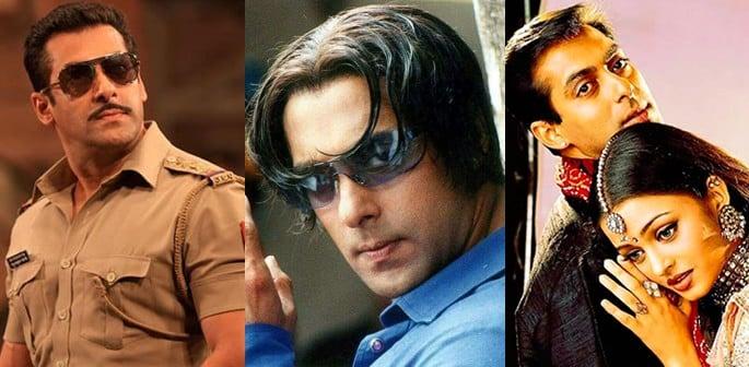 10 Films that made Salman Khan a Superstar f