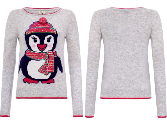 As Christmas day looms, our favourite festive fashion item slowly makes its annual return into the seasonal spotlight