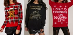 7 Fashionable Christmas Jumpers for Women
