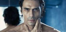 Arjun Rampal Post Shave
