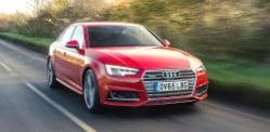 Audi A4 Saloon 2016 ~ An Executive Luxury Compact