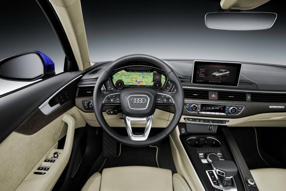 Audi A4 Saloon 2016