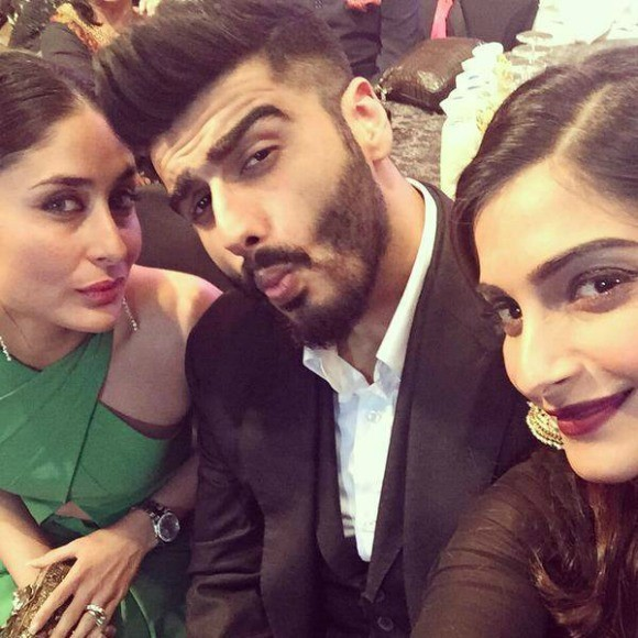 Best_Bollywood_Celebrity_Selfies_Kapoors