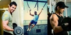 Workouts and Exercises by Bollywood Heroes